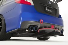 GENUINE VARIS REAR DIFFUSER (HALF) CARBON FOR SUBARU WRX STI VAB 2015