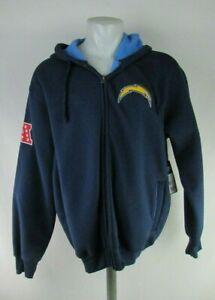 Los Angeles Chargers NFL G-III Men's Fleece Lined Sweatshirt
