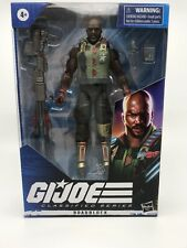 Hasbro GI Joe classified roadblock 01 6 Inch
