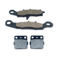 For Kawasaki KX85 01-17 KX85-II 05-17 KX100 97-17 Front Rear Brake Pads