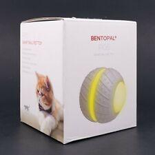 Bentopal P05 Smart Electronic Automatic Ball Cat Pet Toy Colorful LED Light New
