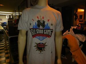 1994 n.h.l. all star game  vintage tee shirt w tags size med