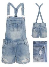 Unbranded Women's Dungaree Shorts