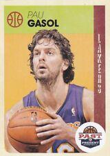 Pau Gasol 2012-13 Panini Pasado y Presente Baloncesto Cartas Coleccionables ,# 4