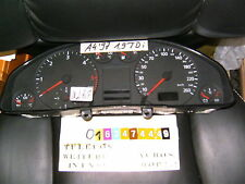 tacho kombiinstrument audi a4 1,9tdi bj97automatik un4 cluster cockpit