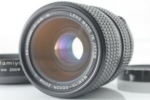 【N.MINT】MAMIYA SEKOR C 55-110mm f/4.5 N for 645 Pro TL Super + HOOD Japan #on113