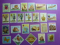 LOT 5318 TIMBRES STAMP DIVERS MOZAMBIQUE MOCAMBICO ANNEE 1953-82