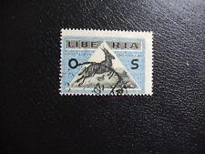 Liberia 1921 O124 1 dollar Bongo Antelope With Official Overprint. Used.