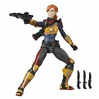 Hasbro G.I. Joe Classified Series Scarlett Action Figure Collectible 05 Premi...