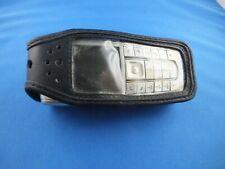 Tasche Hülle Nokia 6230 6230i Handytasche Nostalgie Case Klassik Leder Schwarz G