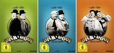 30 DVDs * DICK & DOOF COLLECTION BOX 1+2+3 IM SET - Laurel und Hardy # NEU OVP /