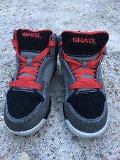 Shaq High Tops Boys Basketball Youth Sneakers Shoes Shaquille O'Neil Size 2y