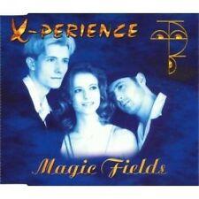 X-Perience Magic fields (1997) [Maxi-CD]