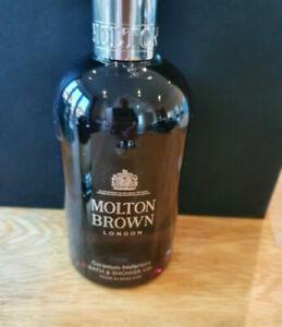 Molton Brown  Bath & Shower Gel Geranium Nefertum 300ml New