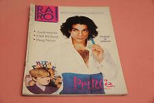 """RARO RIVISTA DISCOGRAFIA VALUTAZIONE LP 7"""" CD N° 36 PRINCE ANDROMEDA"""
