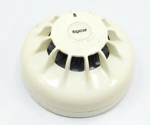 Tyco safety 601P-M 516.600.201 Conventional Optical Smoke Detector Fire Item