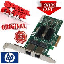 HP NC360T Gigabit Dual Server Adapter PCI-E 412646-001 412651-001 412648-B21