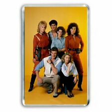 RETRO CULT TV- 'V' VISITORS SCI FI SHOW - JUMBO FRIDGE / LOCKER MAGNET
