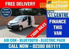 Electricity Manual Commercial Vans & Pickups 1 excl. current Previous owners