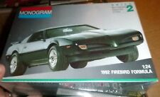 Monogram 1992 PONTIAC Firebird Formula 1/24 FS MODEL CAR MOUNTAIN VINTAGE
