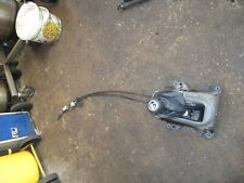 FIAT GRANDE PUNTO 5 SPEED GEAR STICK/SELECTOR/LINKAGE CABLES 1.2 & 1.4 8v 05-10