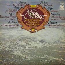 Various Classical(Vinyl LP)The Music Masters Volume 1-Music For Pleasur-Ex/NM
