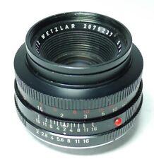 Leica R Summicron 1:2/50 made in Germany  Objektiv  ff-shop24