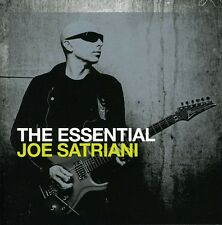 Joe Satriani - Essential Joe Satriani [New CD] Holland - Import