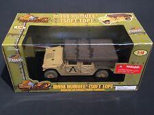 1:18 21st Century Ultimate Soldier M998 Humvee Desert Tan Hummer Factory Sealed