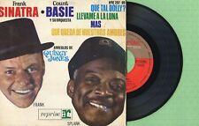 FRANK SINATRA & COUNT BASIE Hello Dolly REPRISE HRE 297-09 Pre Spain 1964 EP VG+