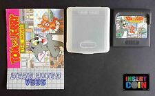 JUEGO SEGA GAME GEAR  TOM AND JERRY THE MOVIE