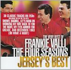 FRANKIE VALLI AND THE FOUR SEASONS JERSEY'S BEST..VERY BEST OF 2CD ALBUM (HITS)