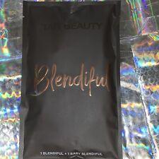Sealed NEW IN PACKAGE Tati Beauty BLENDIFUL Makeup Application TooL 2 Blendifuls