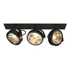 Focos de iluminación de techo de interior SLV color principal negro
