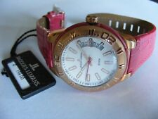 Jacques Lemans Liverpool Automatic 1-1771i Unisex Leather 45mm Watch
