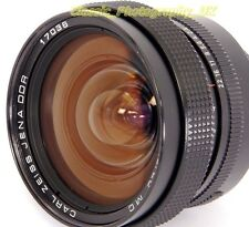 ZEISS Jena DDR MC FLEKTOGON 2.8/20mm SUPER-Wide-Angle M42 + DIGITAL fit Lens