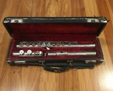 AIRFLOW AIR FLOW FRENCH FLUTE INSTRUMENT C13204 WITH CASE