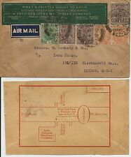Used George V (1910-1936) British Postal Histories Stamps