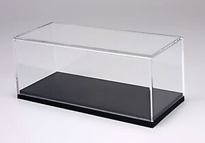BBR 1:43 Extremely High-End Plexigalss Display Case with Black Base