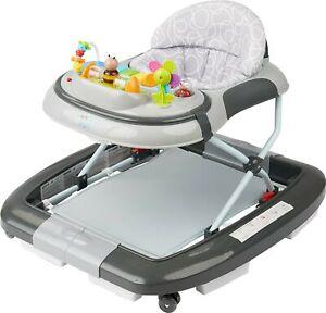 ib style®- 3 in 1  Gehfrei Gehhilfe Lauflernhilfe Laufhilfe Babywippe Babywalker