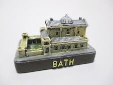Bath Roman Baths,5 cm Poly Fertig Modell,England GB Souvenir,NEU
