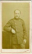 PORTRAIT . Militaire par NADAR - CDV photo circa 1860