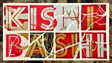 KISHI BASHI Ltd Ed Sticker +FREE Indie/Rock Stickers! REGINA SPEKTOR OF MONTREAL