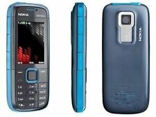 Nokia 5130 Blue Xpressmusic Seller Refurbished Mobile Phone.