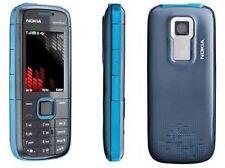 Nokia 5130 Blue Xpressmusic Seller Refurbished Mobile Phone.