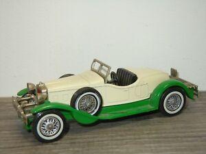 1931 Stutz Bearcat - Matchbox Yesteryear Y-14 England *34033