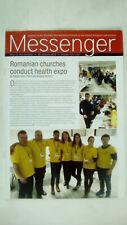 Messenger Magazine - The 7th Day Adventist Church UK Vol. 123 No.2 Jan. 2018