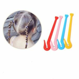 Elastic Pain Free Rubber Band Remover Hair Bands Cutter Disposable Hair Ties