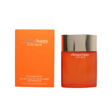 Perfume Clinique hombre HAPPY FOR MEN edt pour homme vaporizador 100 ml