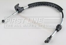 VW LUPO 1.4 Gear Change Cable 98 to 05 Firstline 6N0711265B VOLKSWAGEN Quality